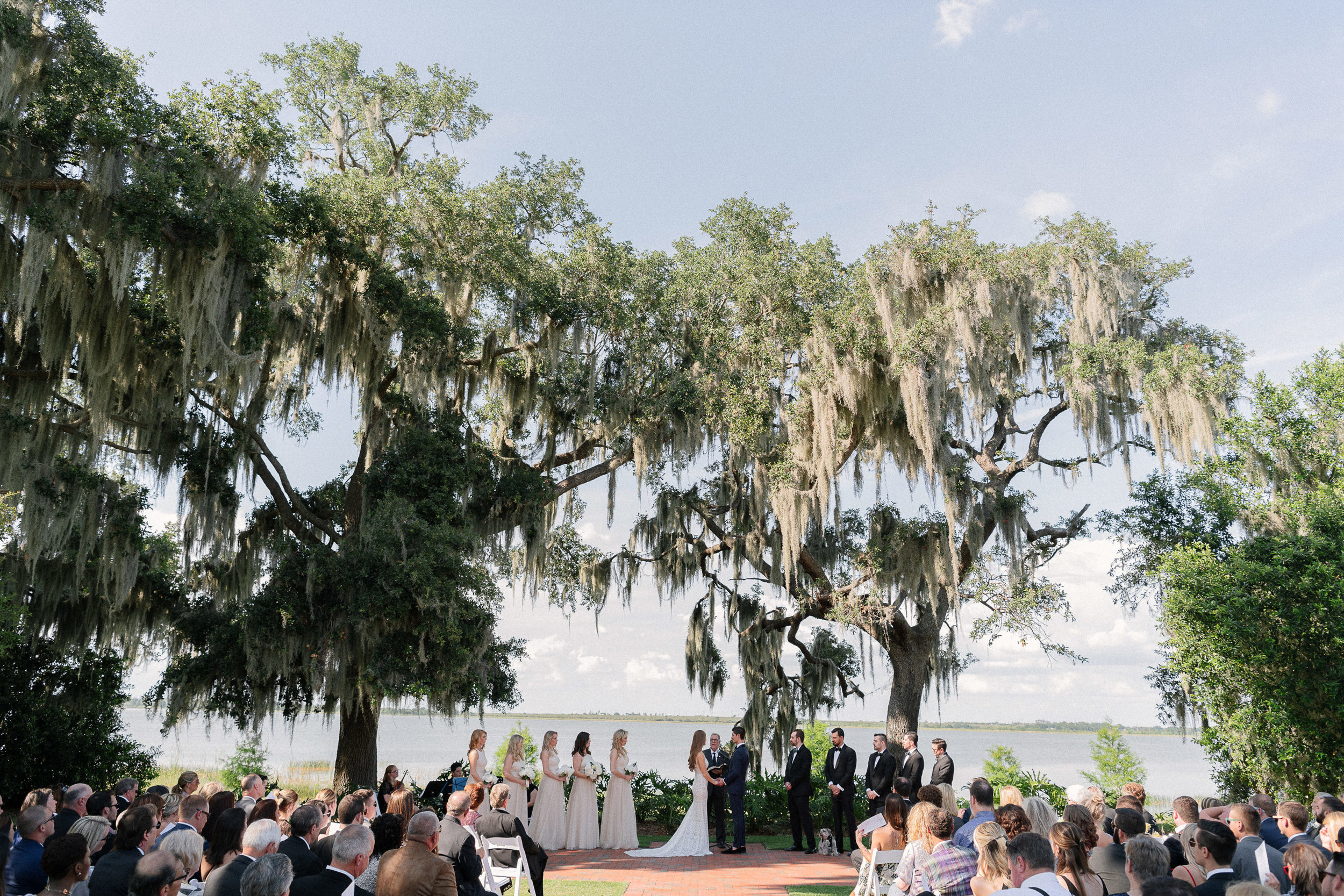 Adams Estate Wedding Florida Sunglow Photography